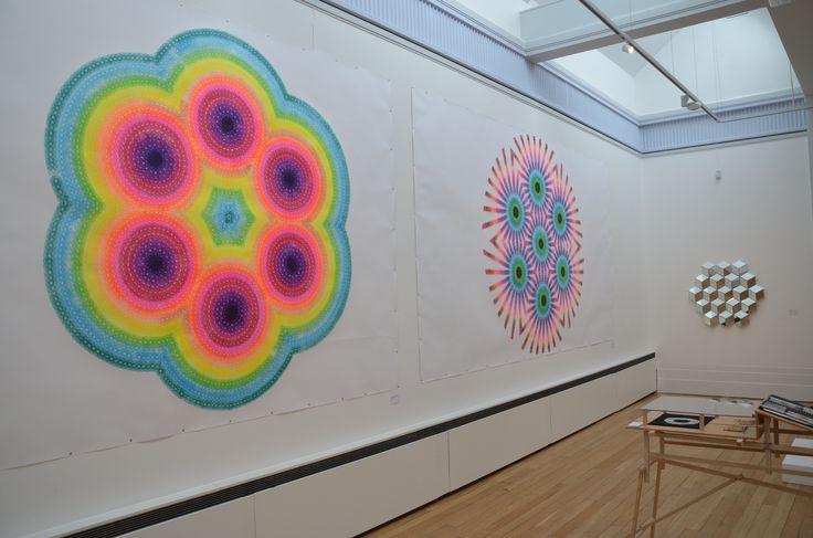 Installation shot, Bliston Craft Gallery, Wolverhampton