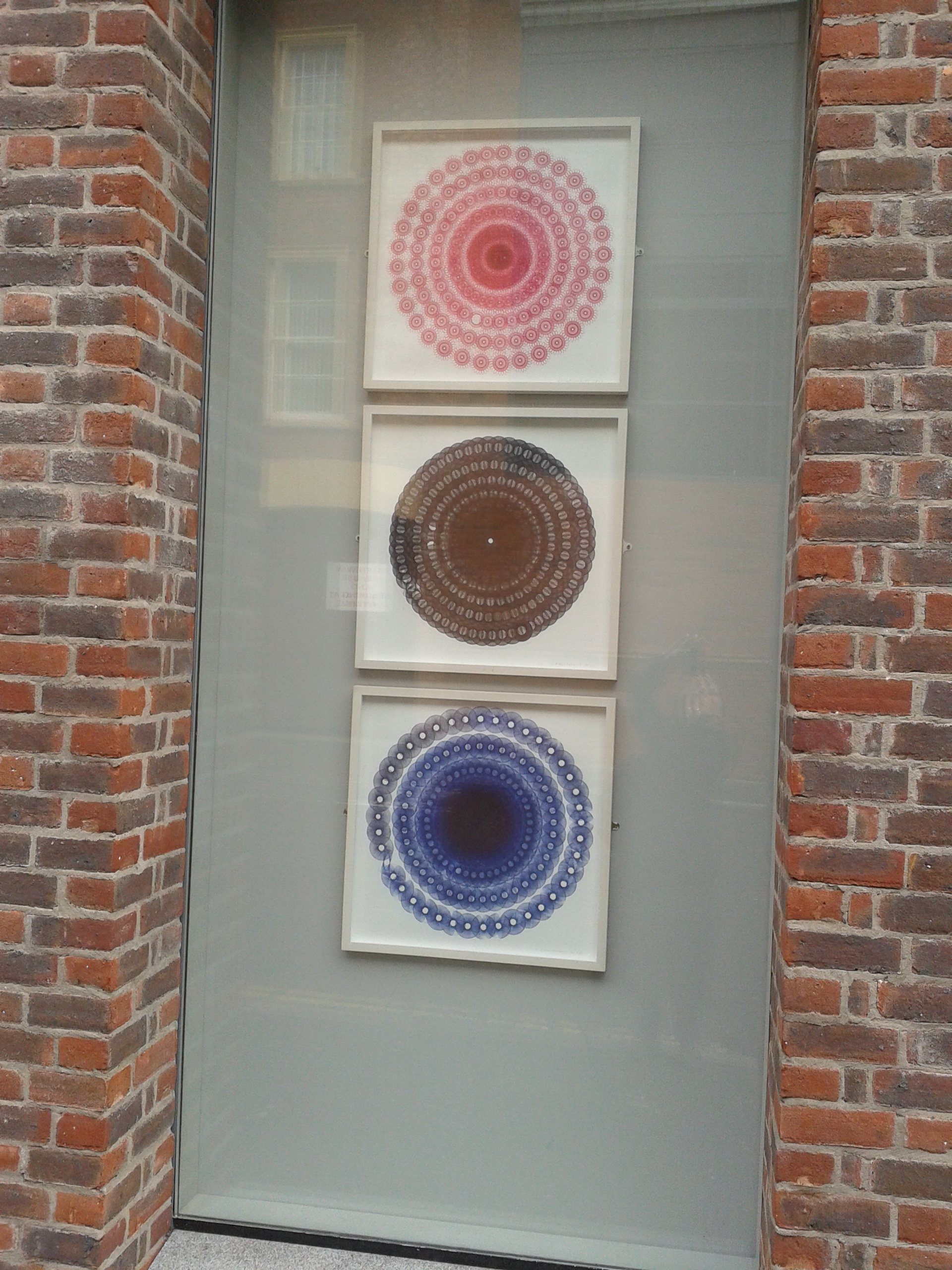 Target (Red, Black and Blue)