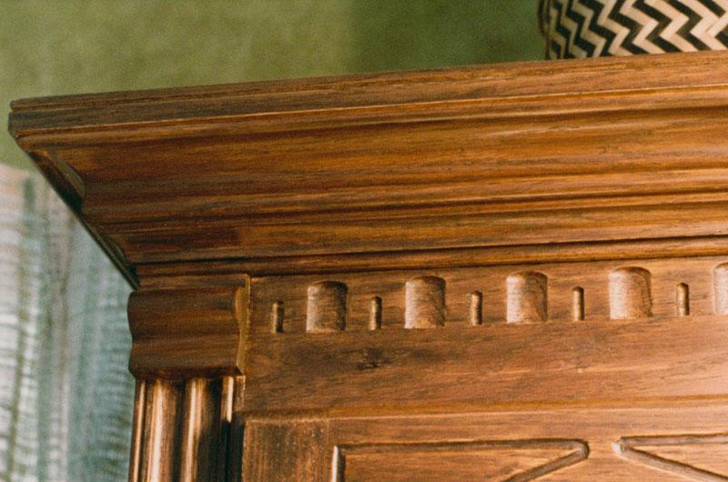 Custom crown molding