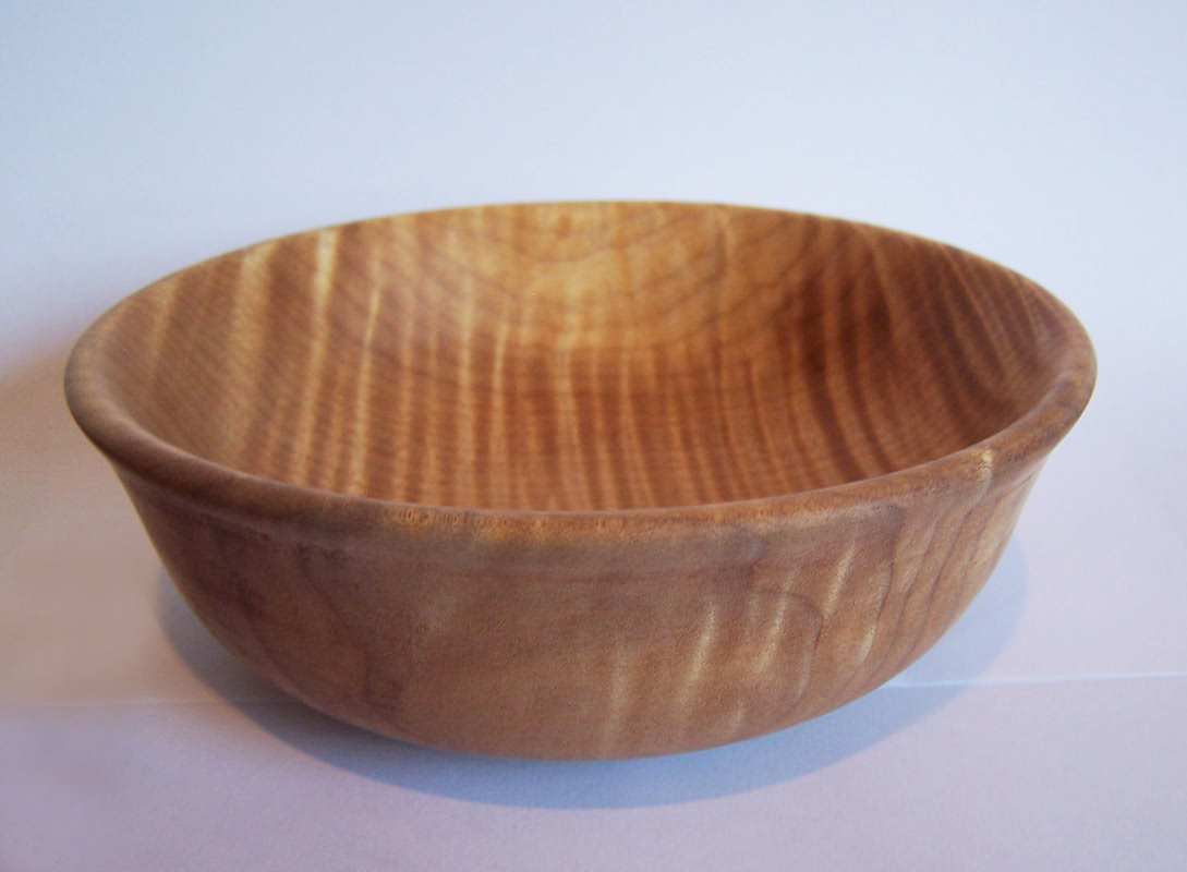 Tiger Flame Bowl made by Georg Wurtzel.