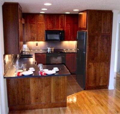 Kitchen design, countertop fabrication, and complete installation in Okemos, MI
