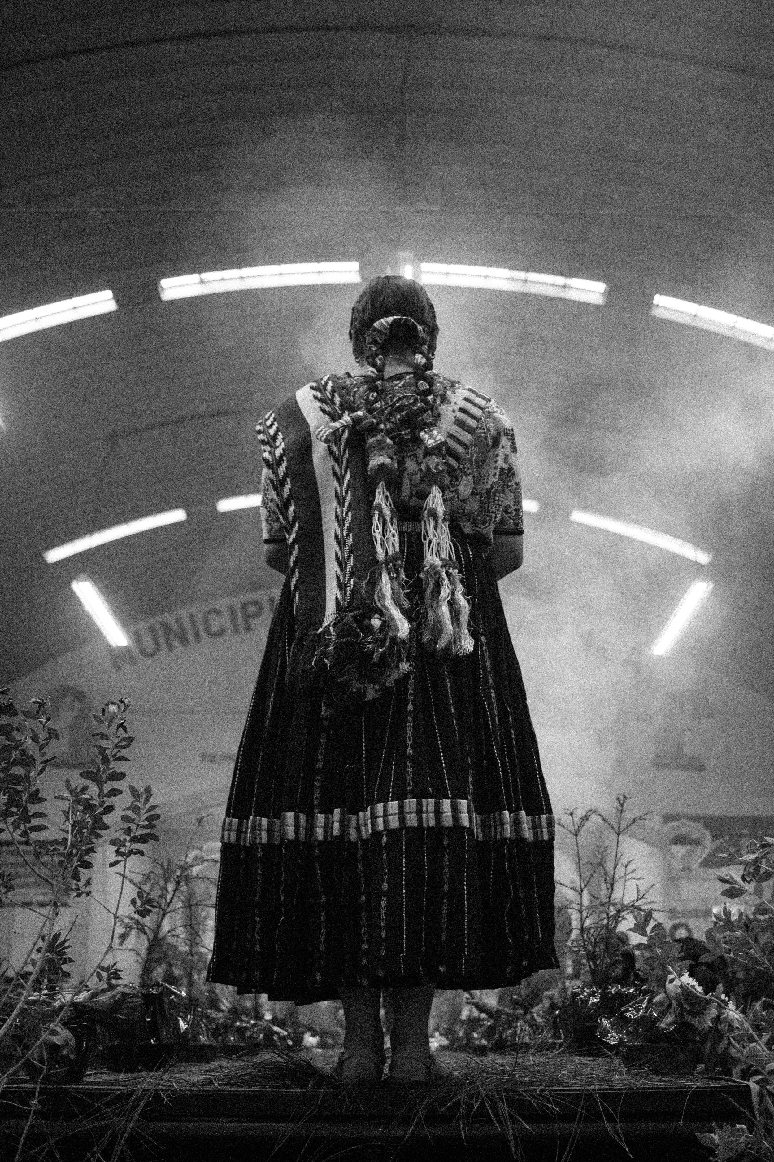 Corn Flower Ceremony, Xela, Guatemala