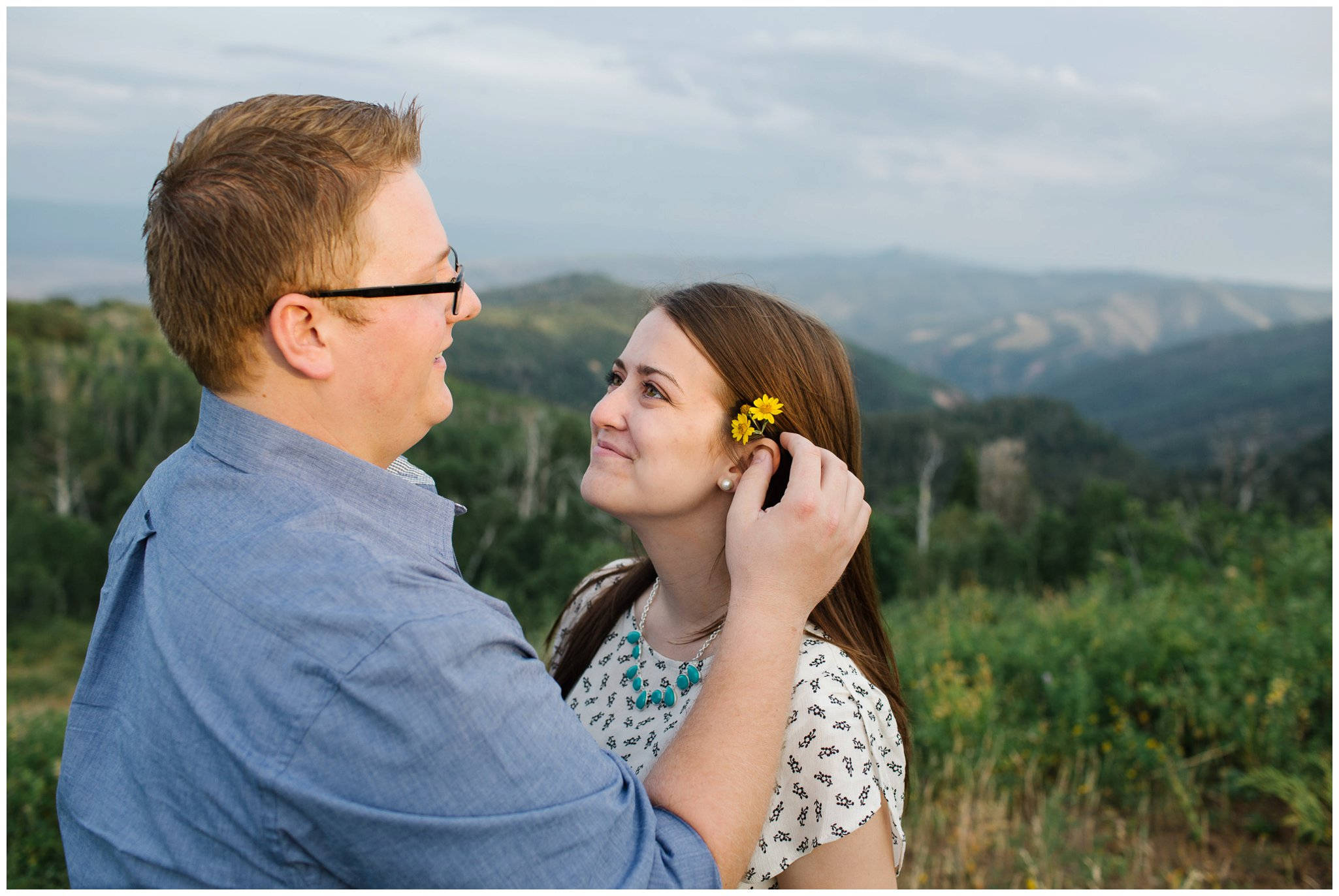 Jamie Tervort Photography | Payson, Utah Engagement Photographer
