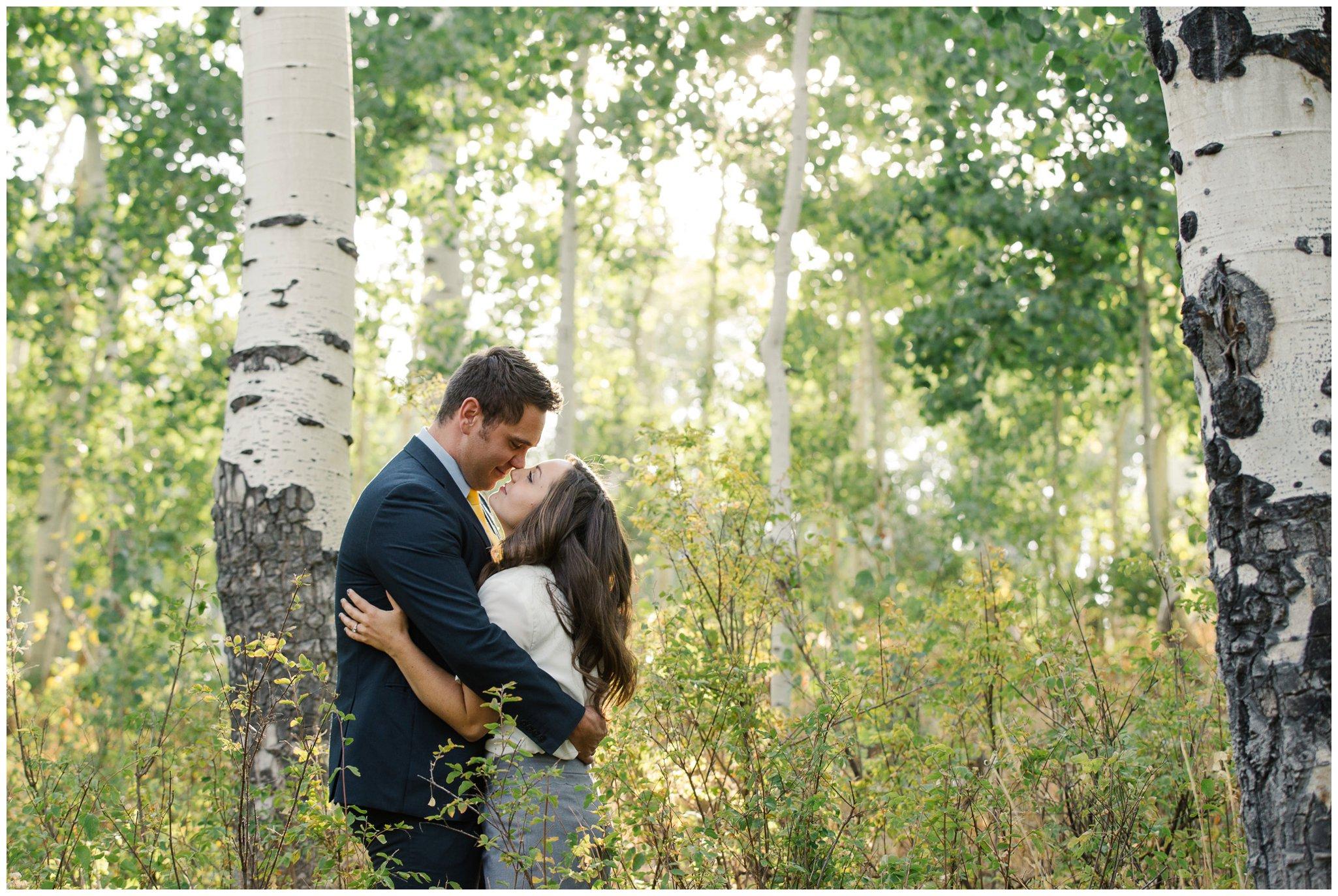 Jamie Tervort Photography | Colton and Avonlea | Utah Engagement Session | Payson Canyon, UT | Utah Wedding Photography
