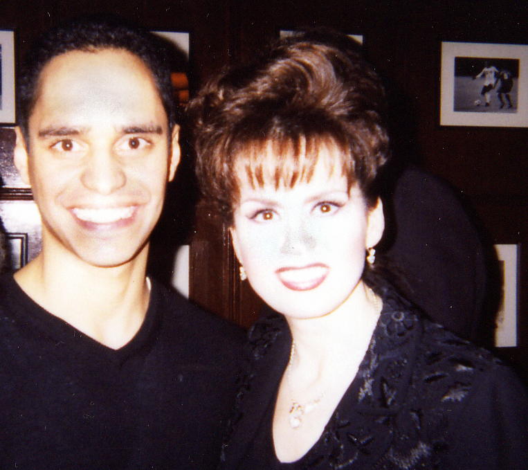 and Marie Osmond