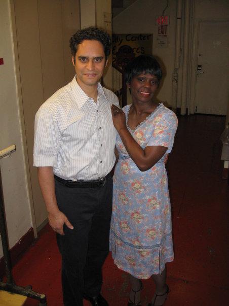 With Monica L. Patton