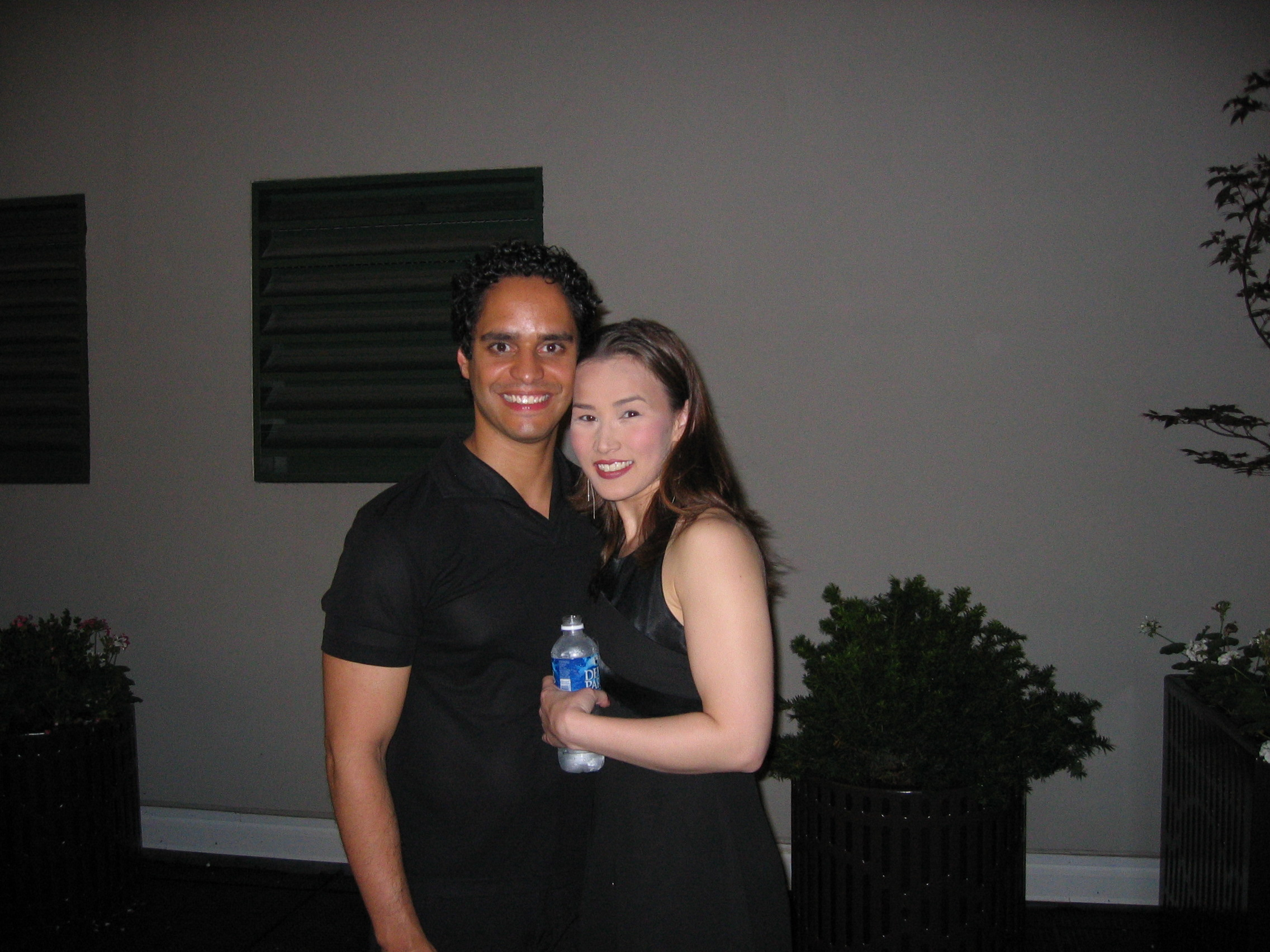 With Michelle Liu Coughlin