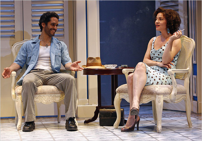Emilio with Terumi Mathews