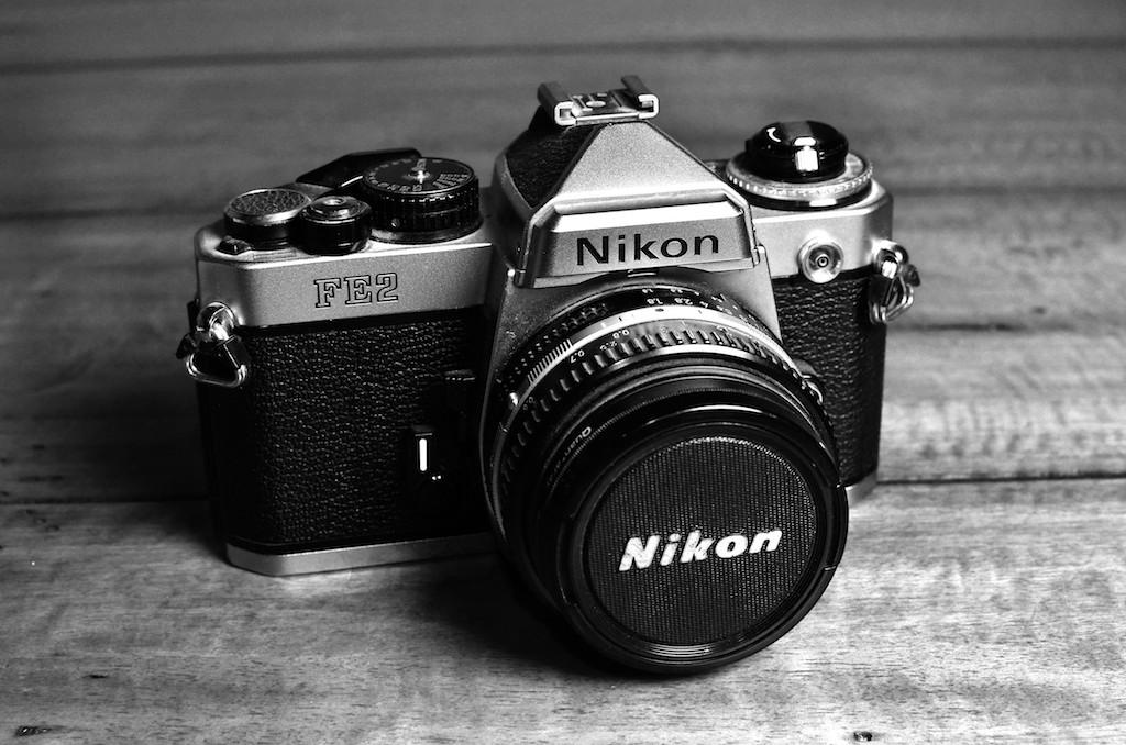 1984 Nikon FE2