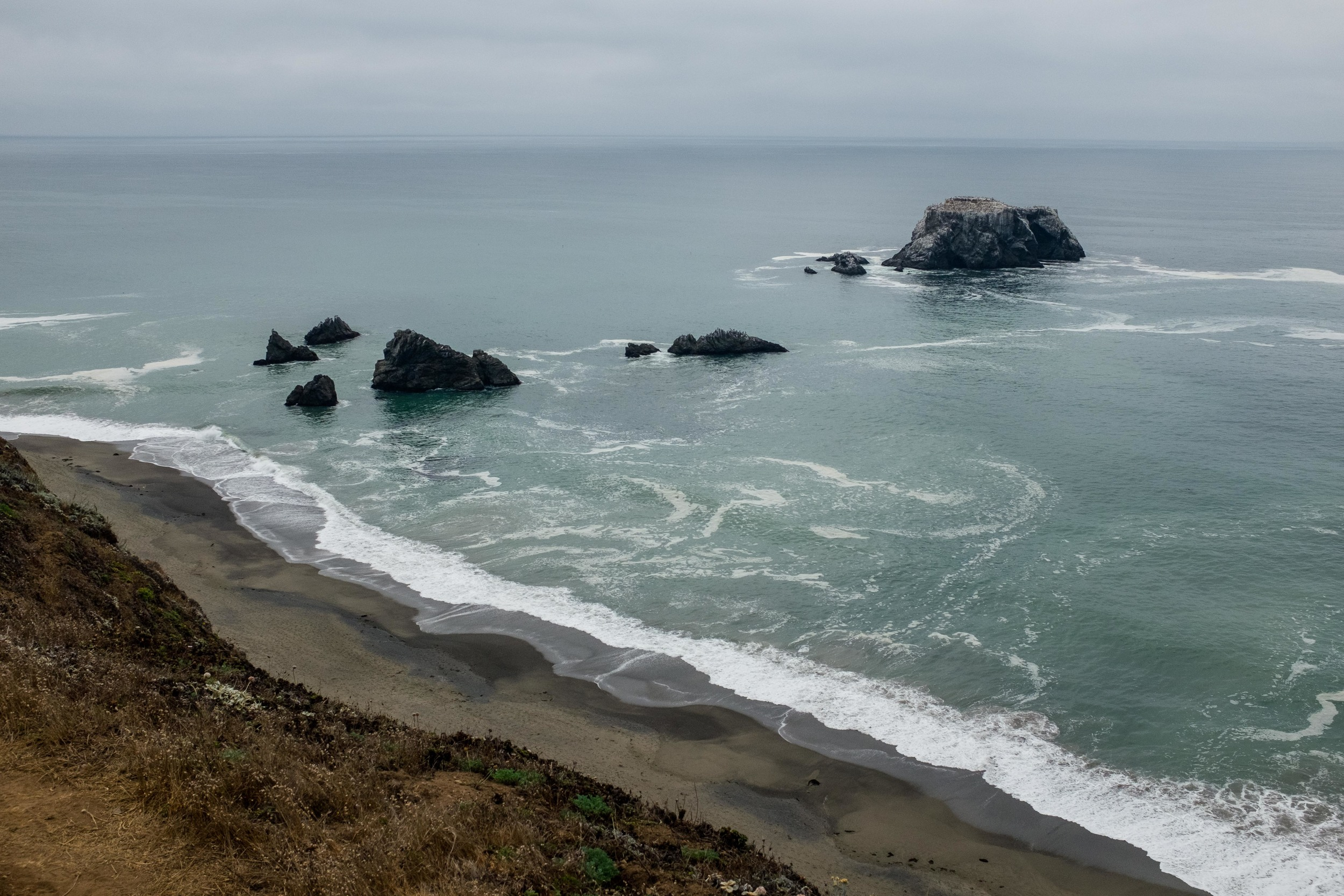 Blind Beach, Sonoma Coast State Park, California