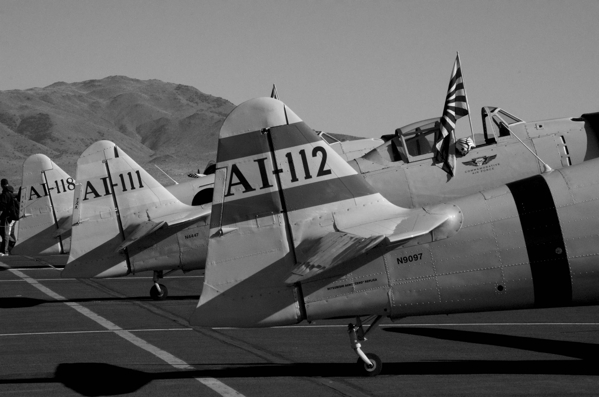 Commemorative Air Force,  Reno Stead Airport, National Championship Air Races 2015