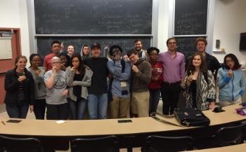 Calculus II Lollipop Day, Spring 2016