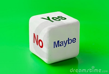 https://www.dreamstime.com/royalty-free-stock-photo-dice-words-yes-no-maybe-image15861455