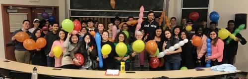 Calculus Balloon Day