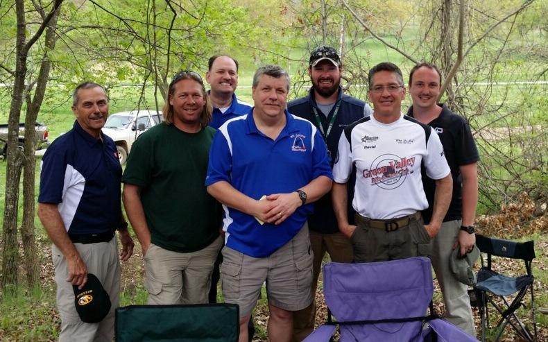 Arkansas State Championship: Jerry G, Glen L, Jerry A, Jere W, Tim O, David W, Brian S.
