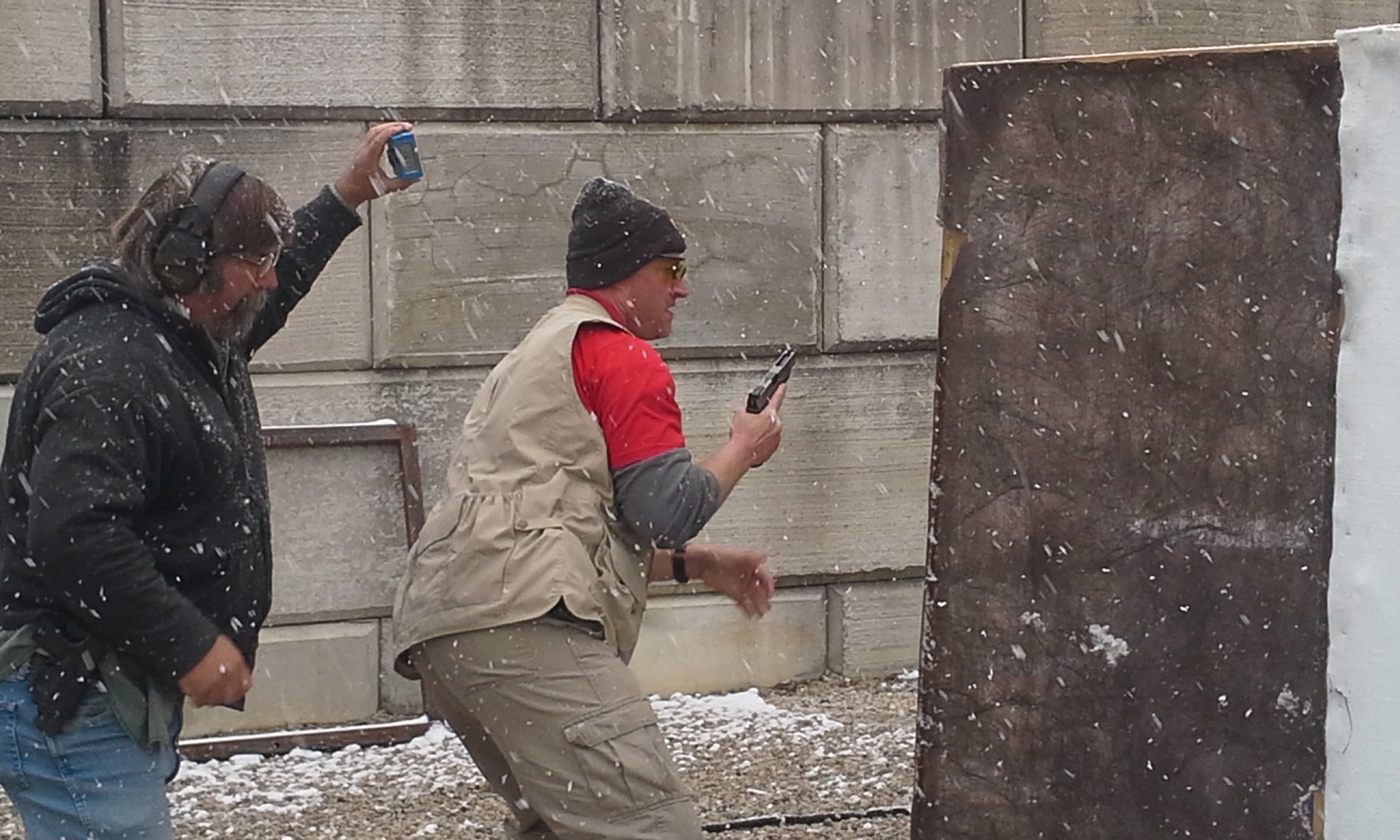 Great footwork....great gun handling.   (march 2017 arpc-idpa)