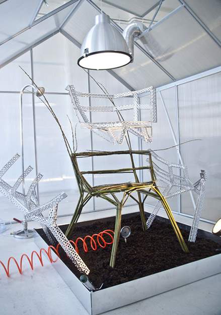 "The chair growing in an 'agricultural Lab' (otherwise known as a greenhouse).                 0     0     1     11     67     Studio Manusha     1     1     77     14.0                            Normal     0                     false     false     false         EN-AU     JA     X-NONE                                                                                                                                                                                                                                                                                                                                                                                                                                                                                                                                                                                                                                                                                                               /* Style Definitions */ table.MsoNormalTable 	{mso-style-name:""Table Normal""; 	mso-tstyle-rowband-size:0; 	mso-tstyle-colband-size:0; 	mso-style-noshow:yes; 	mso-style-priority:99; 	mso-style-parent:""""; 	mso-padding-alt:0cm 5.4pt 0cm 5.4pt; 	mso-para-margin:0cm; 	mso-para-margin-bottom:.0001pt; 	mso-pagination:widow-orphan; 	font-size:10.0pt; 	font-family:Cambria;}"