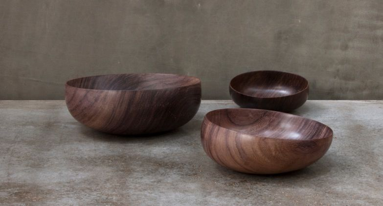 Moon bowls designed by Biyan Jain for Paola C.