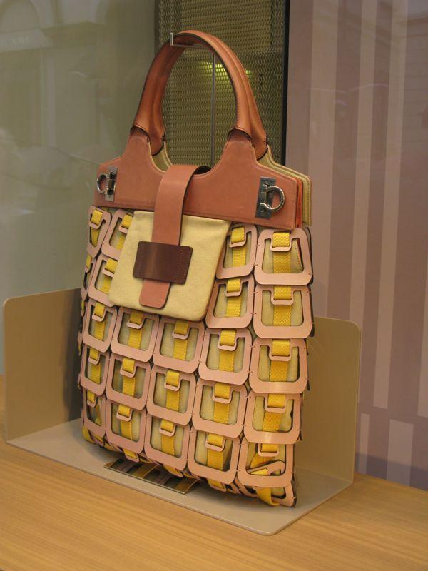 Ferragamo hand bag 2010