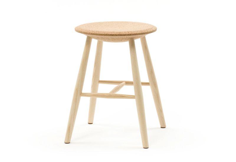 The 'Drifted' stool by Lars Beller Fjetland for Discipline.