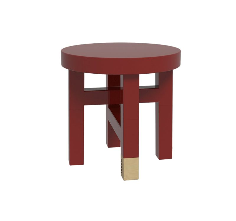 The Common Comrades stool
