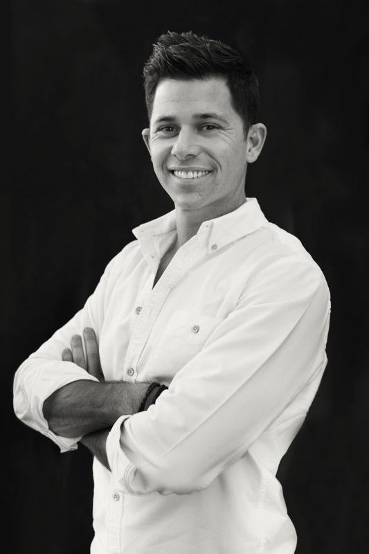 Michael Grassi, the third member of the Nomi trio.