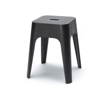 Lim's 'Aki' plywood stool is simple but perfectly resolved.