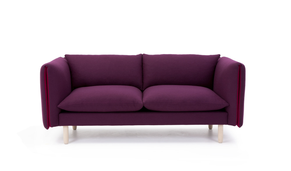 The 'Duo' sofa from 2009 designed with Norways Says.