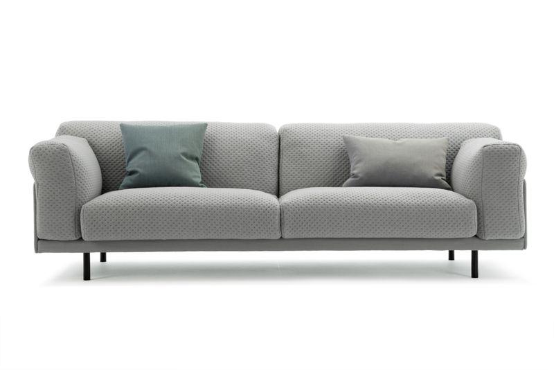The 'Ted' sofa for Norwegian brand, L.K. Hjelle.