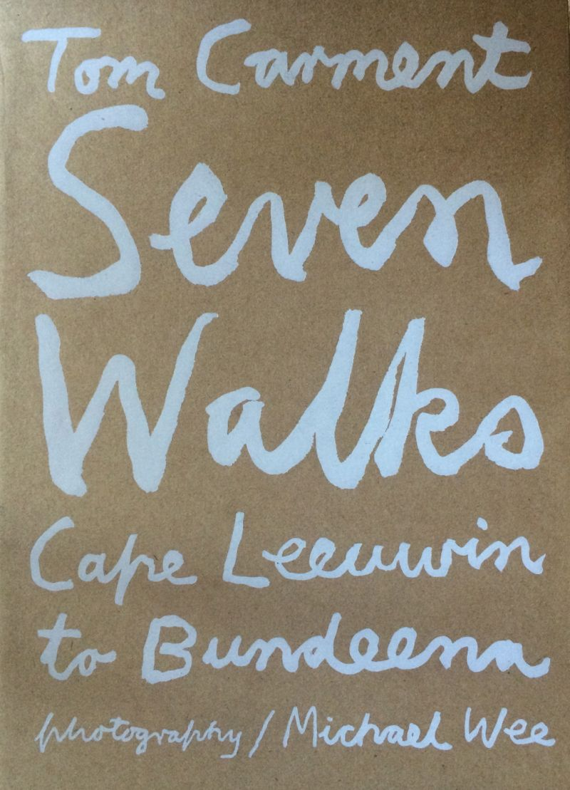 The cover of  Seven Walks .
