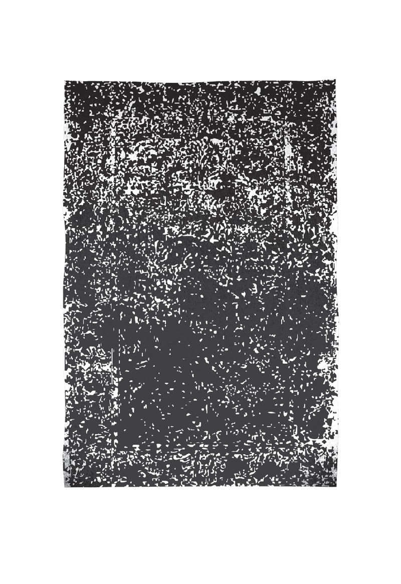 Marti Guixé's 'Ghost' rug for Spanish brand Nanimarquina.