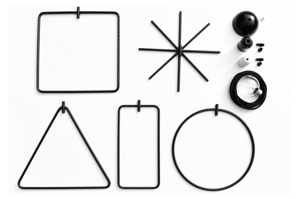 The 'Geometry' range broken down into its individual parts.
