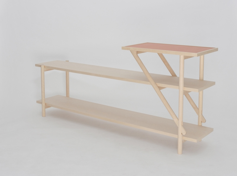 A sideboard from the Friends of Wood collection by Ericsson.