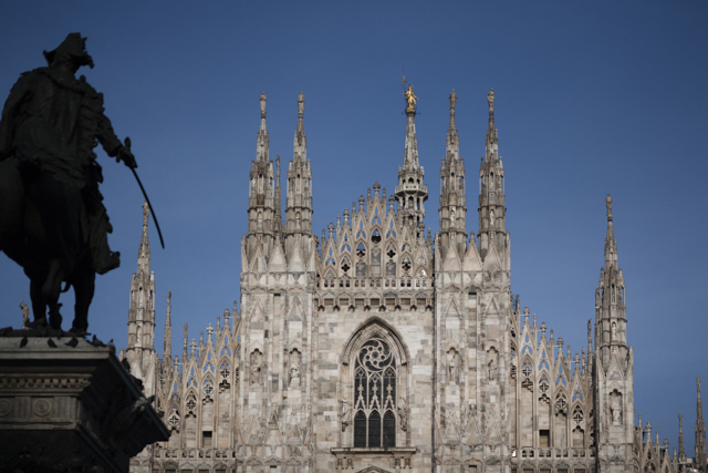 The Duomo - always a heart stopper. Photo: Craig Wall
