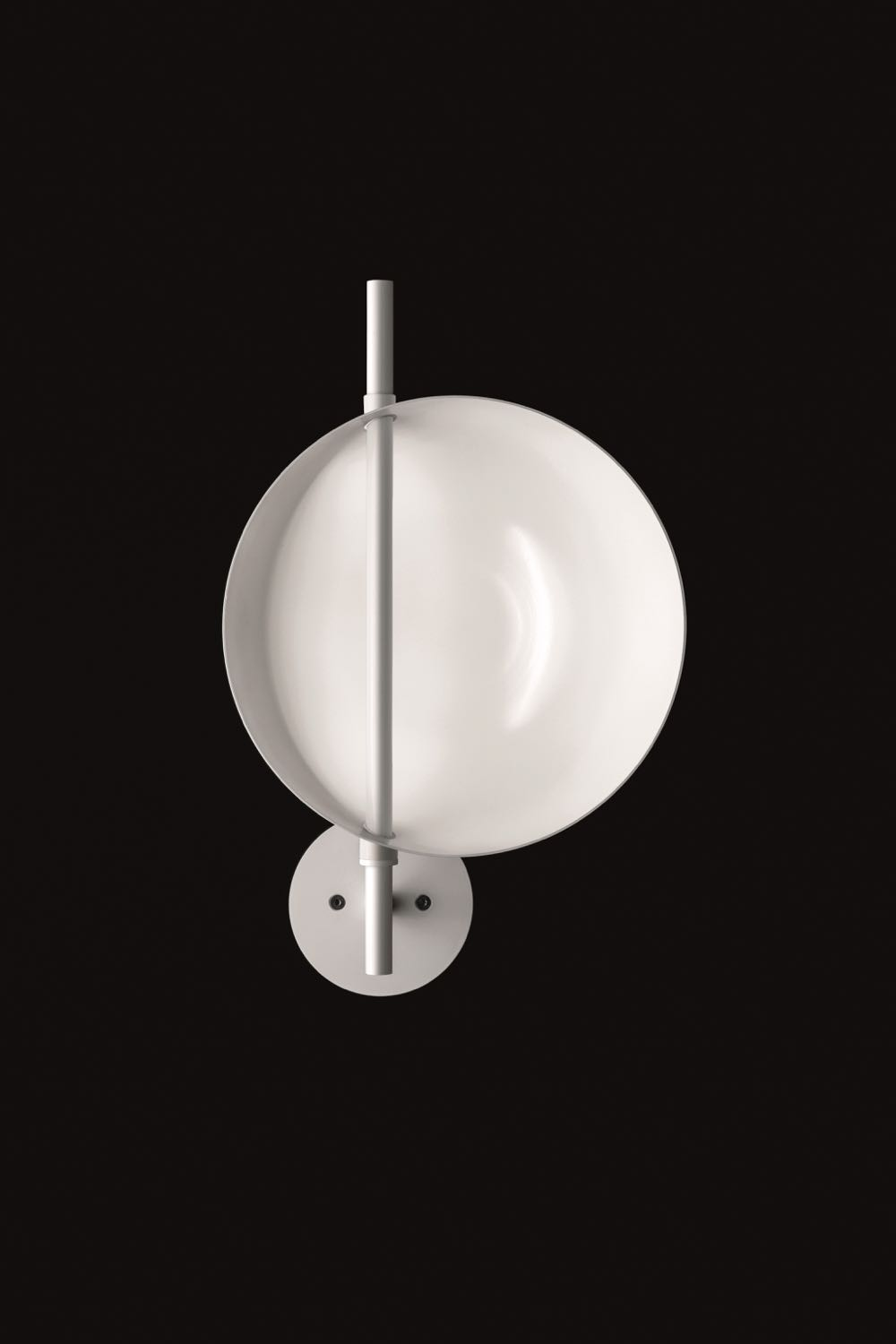 'Superluna 197' wall light by Victor Vasilev for Oluce.