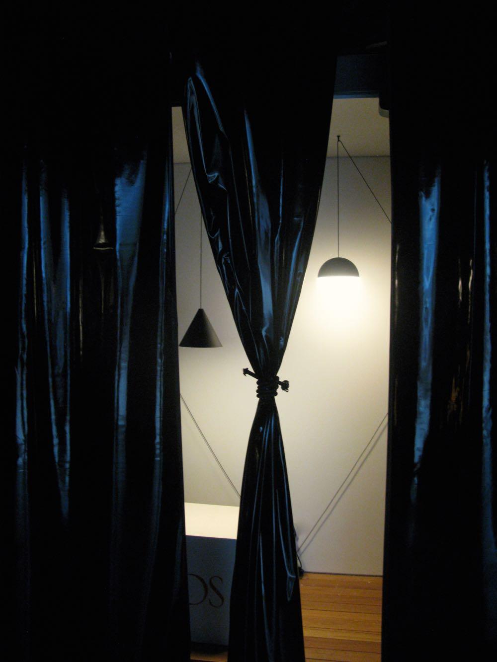 Anastasia's' 'String' lamp for Flos revealed.
