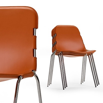 The 'BIke' chair by Monica Förster for Offecct.