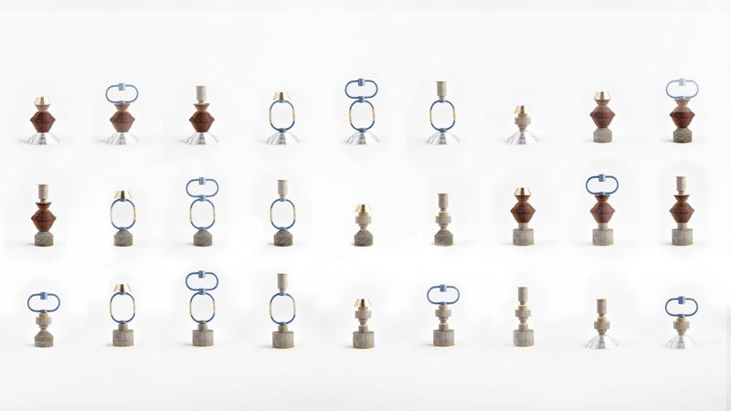 Holy shit that's a lot of different candlesticks! There are so many good ones but for some strange reason I am magnetically drawn to any example with a blue loop. The only problem remains which one is THE one...
