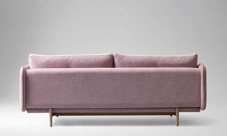 Rear view of the 'Hold' sofa by 365º North for Won Design.