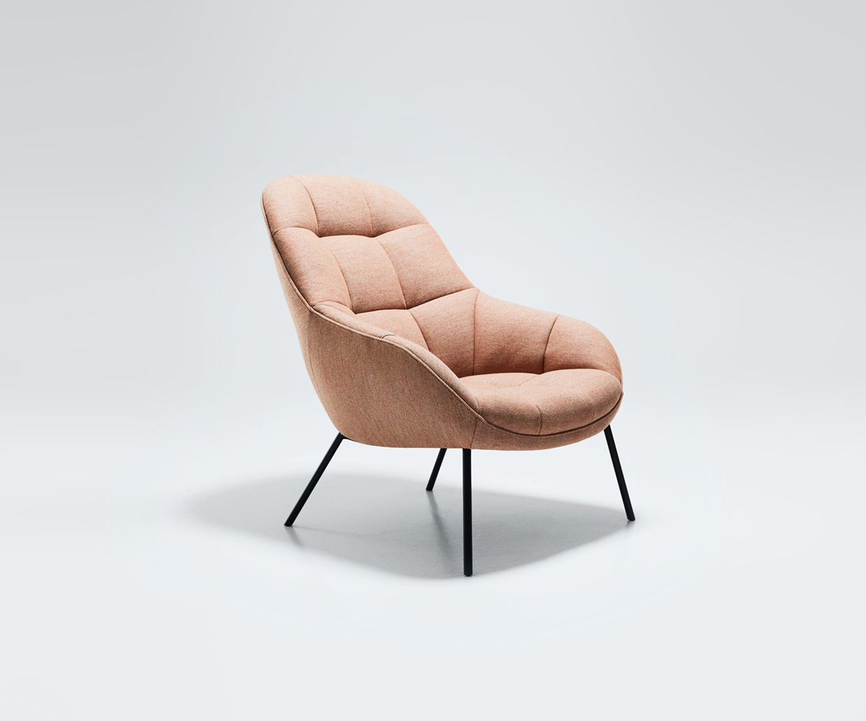 The 'Mango' armchair by Note Design Studio for Won Design.