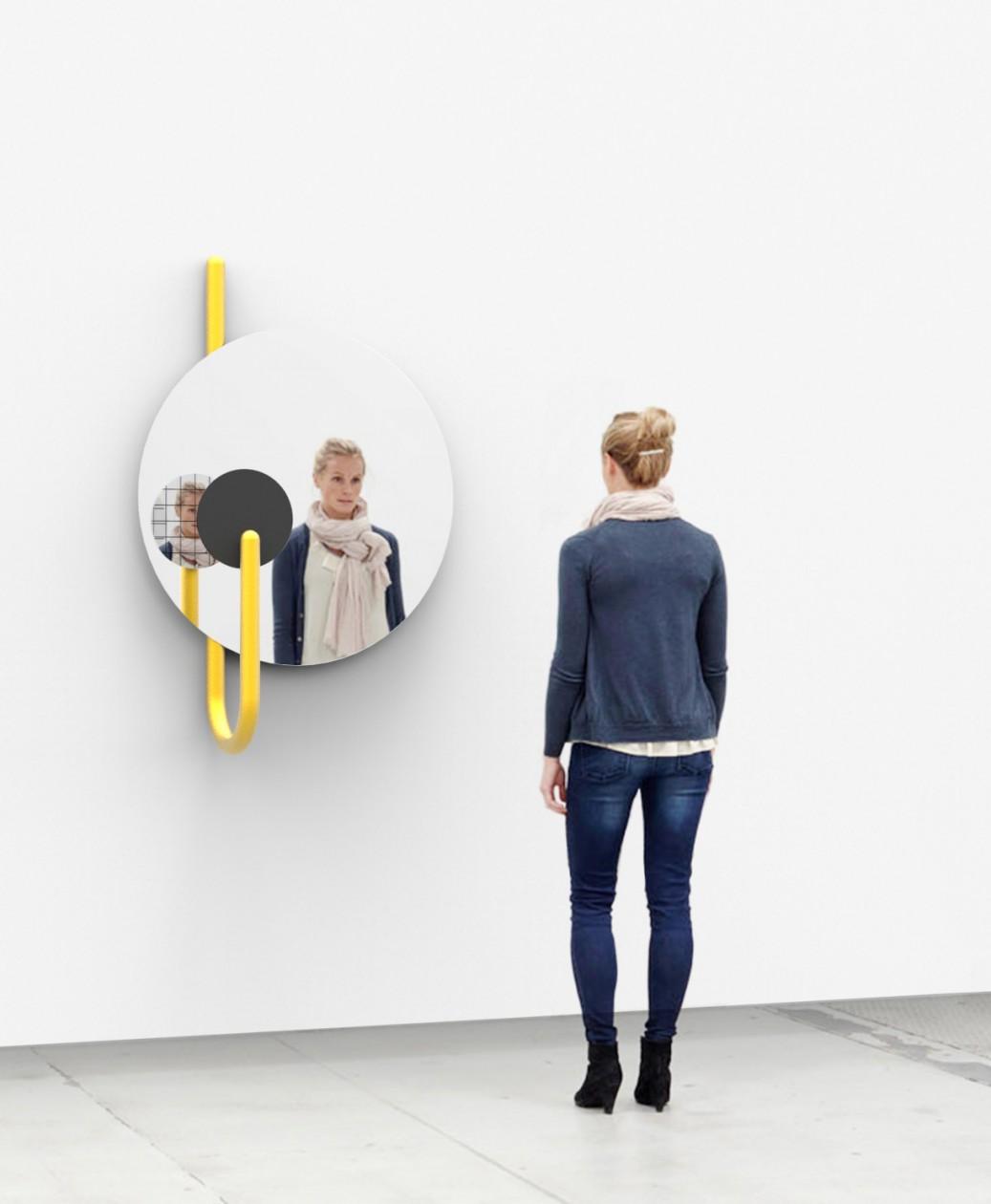 Alain Gilles 'Mirror MIrror' for Fonds Erasme.