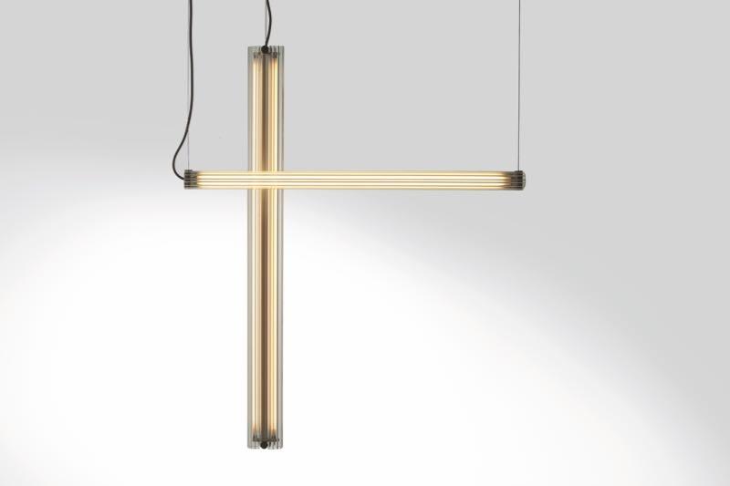 A pair of 'B15' light by Jordi Veciana for Parachilna.