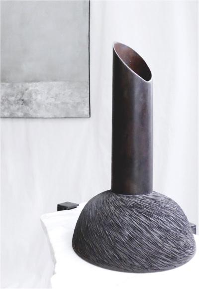 Sophie Dries 'Trace' vase for Henge.