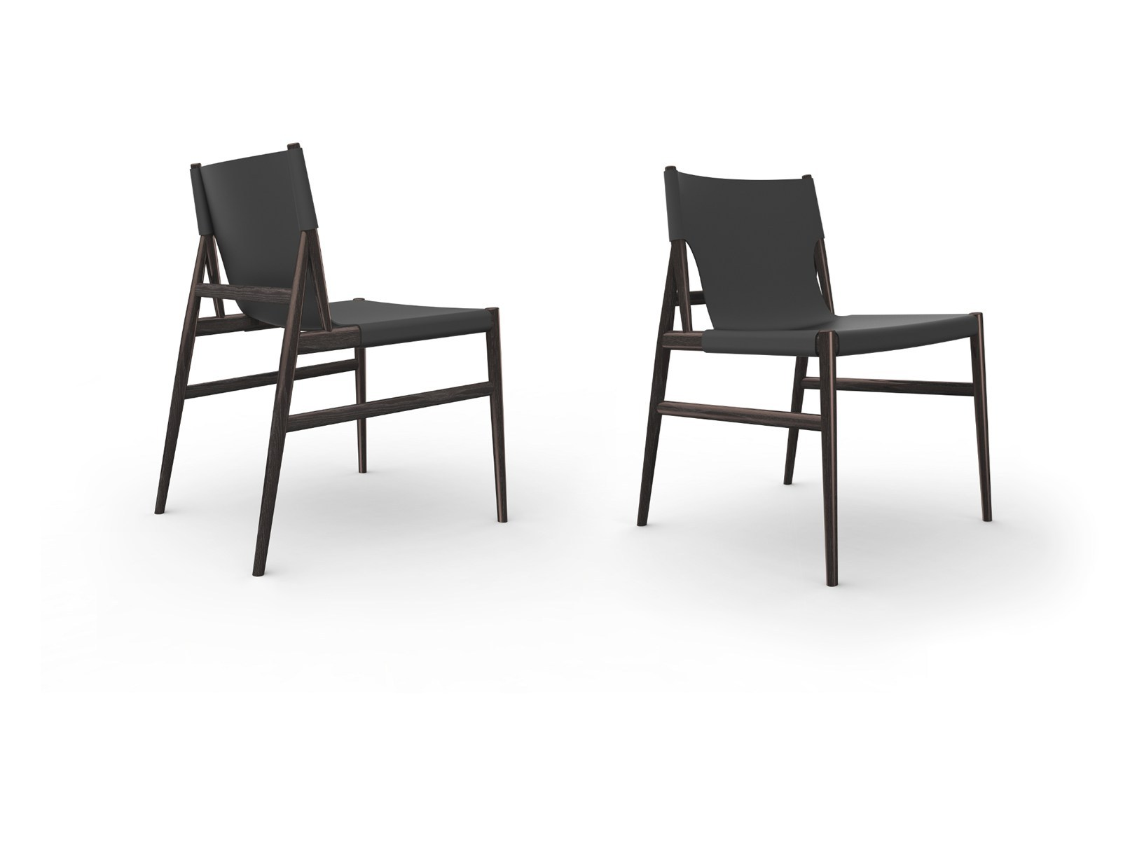 The 'Voyage'chair by GamFratesi for Porro is an extension of last years daybed by the same name.