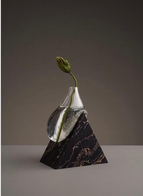 'Indefinite' vase by Erik Olovsson of Studio E.O.