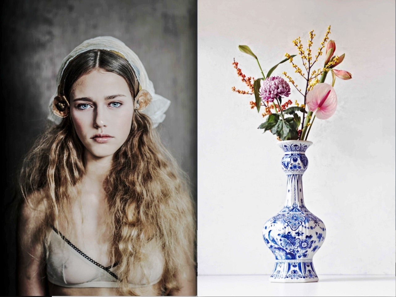 The wonderfully evocative images of Rachel Dubbe at Masterly and the traditional Delf pottery for which the Netherlands is famous.