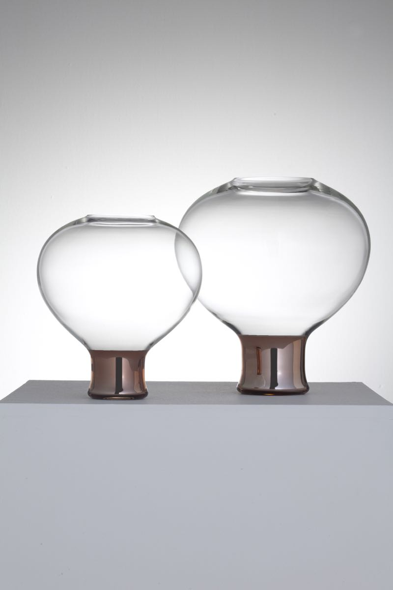 'Kapadokya' vessels by Giorgio Bonaguro for Driade.