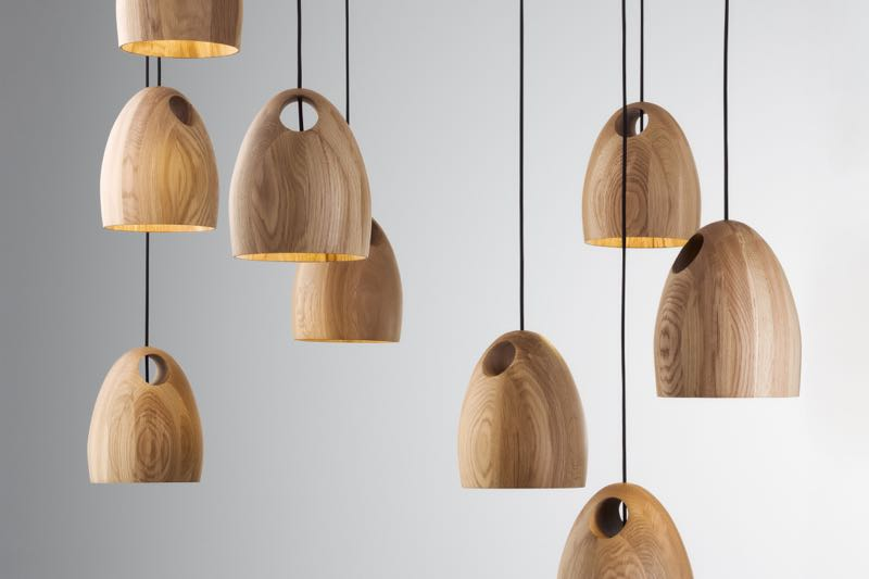 The sales of the 'Oak' pendant by Ross Gardam have suffered greatly due to the proliferation of poor quality look-a-likes.