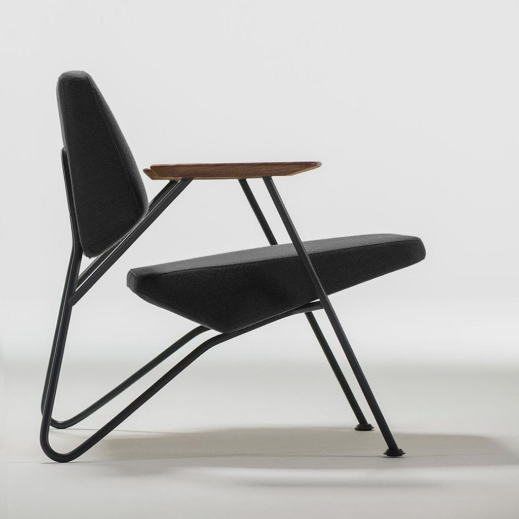 The original 'Polygon' chair by Numen / For Use for Croatian furniture company Prostoria.