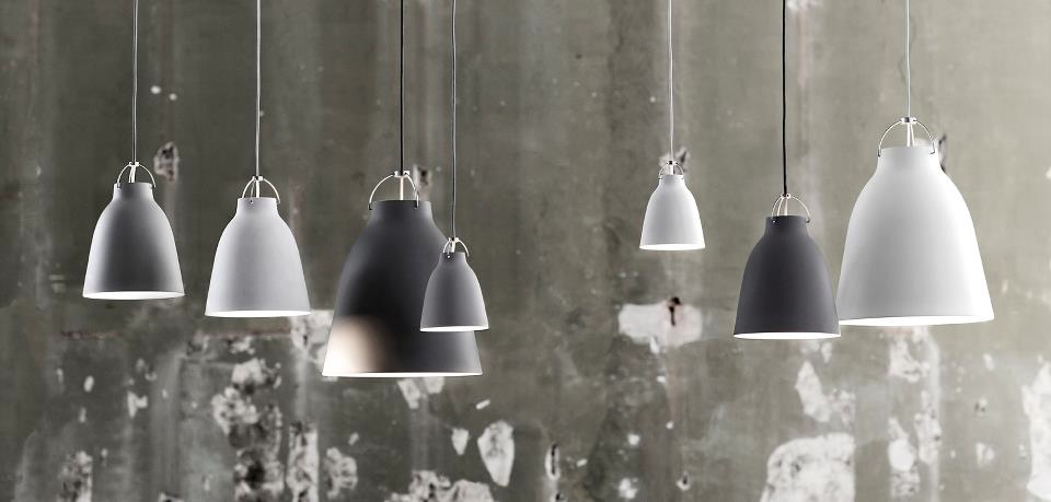 Cecilie Manz' much copied 'Caravaggio' pendants. The loss of revenue for the designer must be huge.
